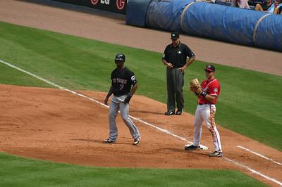 Mets Braves September 2, 2007