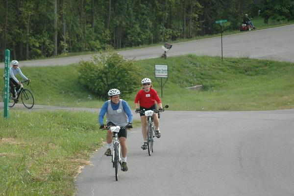 2012 Bike Trek to Shakertown