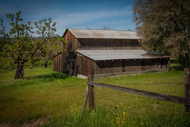 Old Barn Napa County