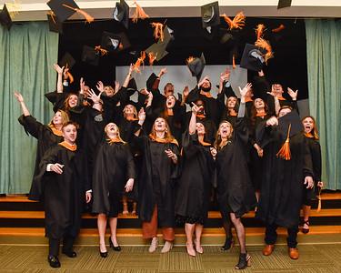 2019 CRNA Graduation - December