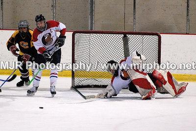St. Johns vs Kings Park Ice Hockey 12-06-06