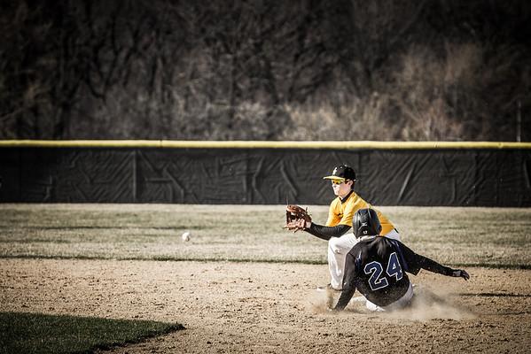 2014 JTHS Sophomore Baseball at LWE Photos