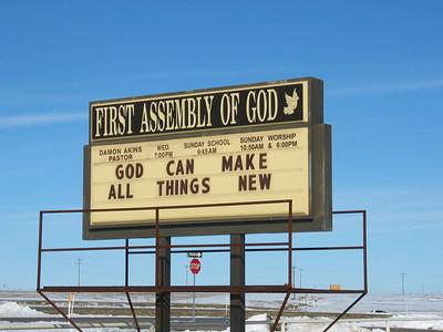 1st Assembly of God, Dumas, TX