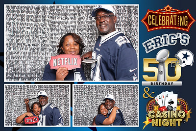 Eric's 50th Birthday - April 15, 2017