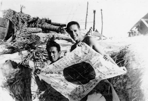 Walter A. 'Rip' Smock World War II Photos