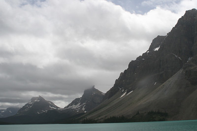 Bow Glacier Falls (almost)
