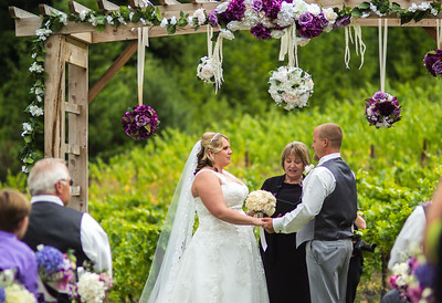 Melissa and Jason Wedding
