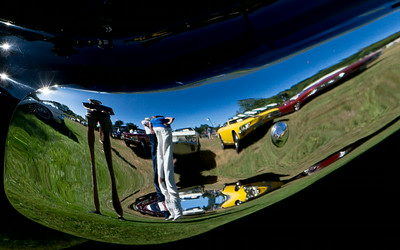 Car Show  Selfies