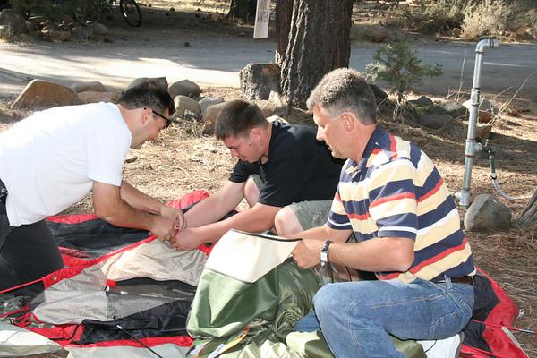 Bayside 2007-09 Men's Retreat