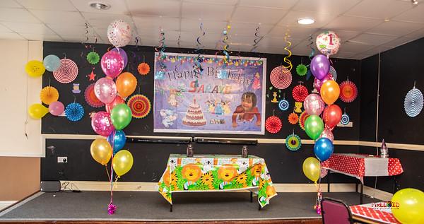 Sarayu's 1st Birthday Grand Celebrations...