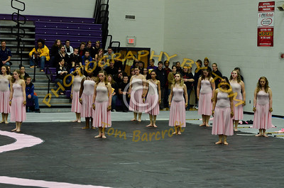 Collinsville Winter Guard
