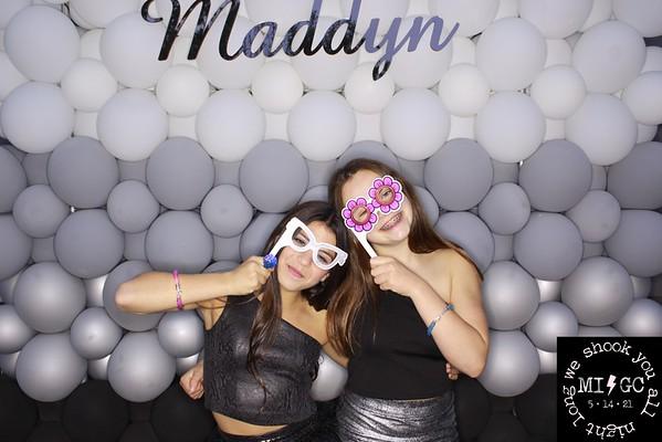 Maddyn's Bat Mitzvah