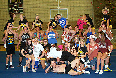 Boys Assembly 2012