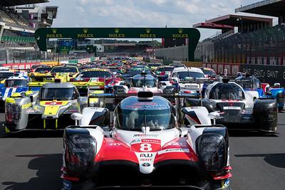 2018 Le Mans Test Day