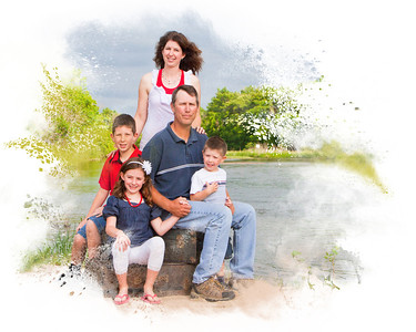 Lohrke Family