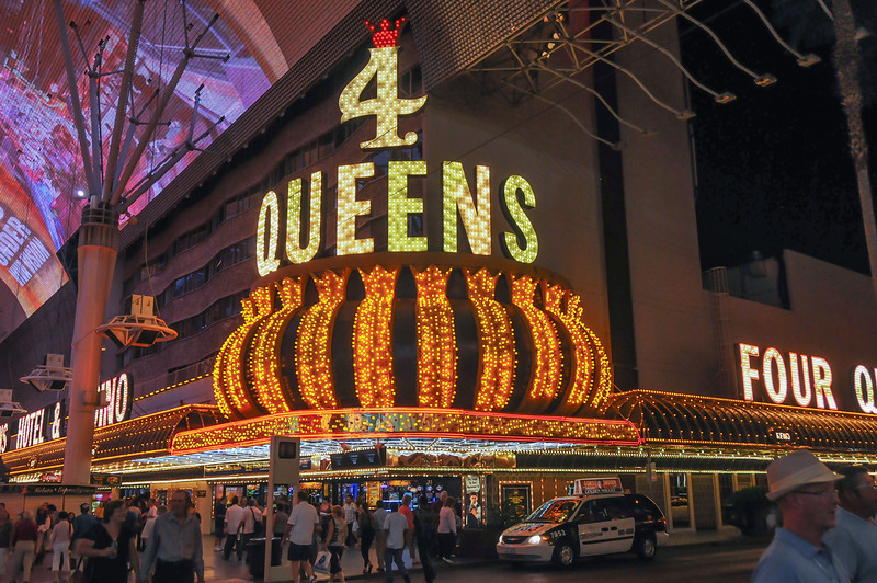 Four Queens Hotel & Casino in Las Vegas, Nevada