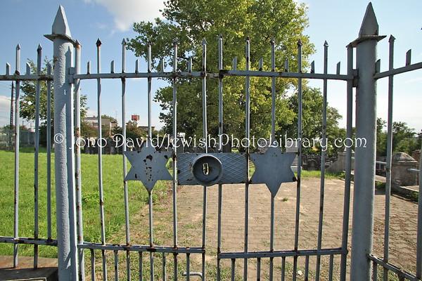 POLAND, Czeladz. Jewish Cemetery. (9.2011)