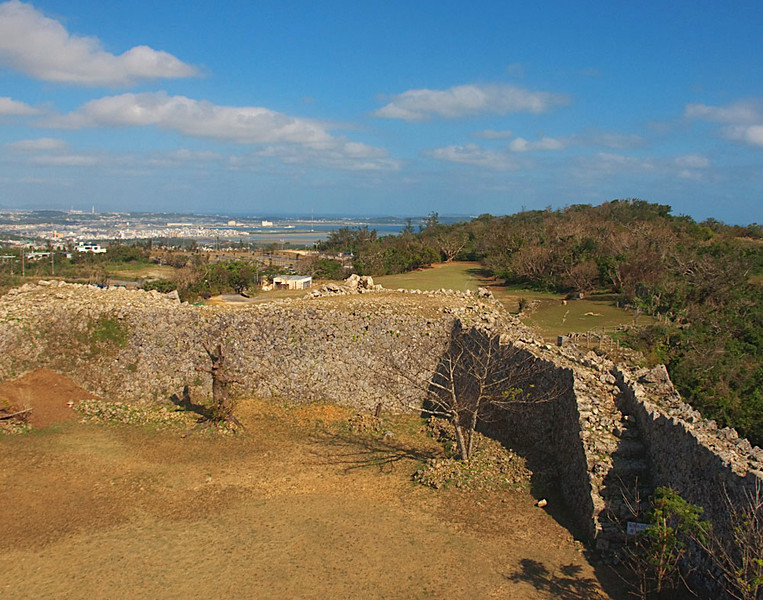 Nakagusuku  3rd enclosure