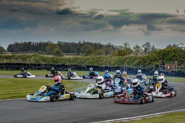 Hooton Indykart Round 3 2019