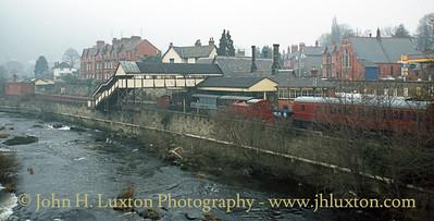 Llangollen Railway - 1980s & 1990s