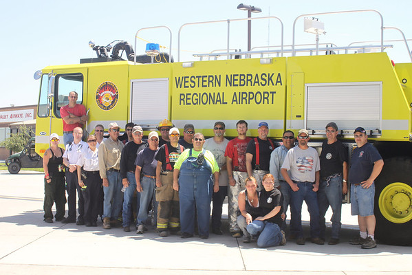 Fire Department - Airport Training