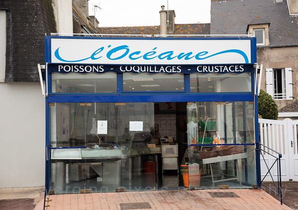 Cherbourg, France:  Saint Vaast la hogue.