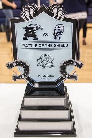 2014-15 Battle of the Shield - CCHS vs Alta