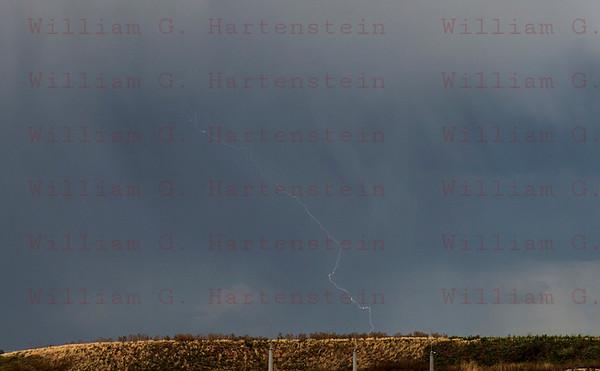 Lightning in Utah