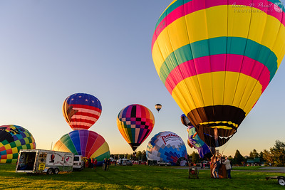2016 Crown of Maine Balloon Festival