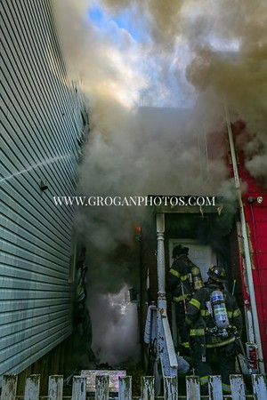 Queens Box 8529 2nd Alarm 80-19 91 Ave 11/20/17