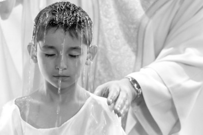 Baptism & First Communion