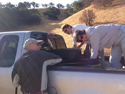 Irish Canyon Caretakers - October 10. 2012