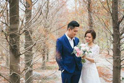 Pre-wedding | Yu-teng + Lin-jie