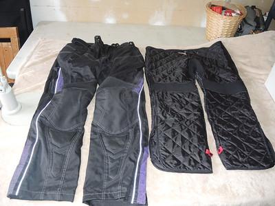 Tourmaster Caliber pants