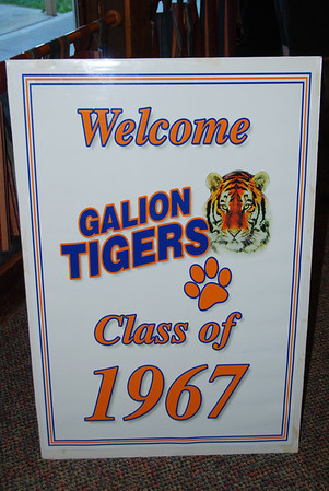 Galion, Class of 1967 holds another great Mini Reunion, September 5, 2010