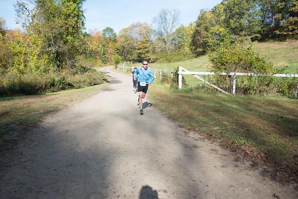 Rob Cummings 2017 5 mile race inbound