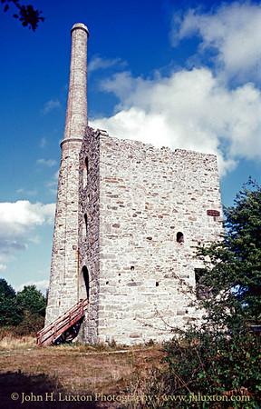 Killifreth Mine, Cornwall