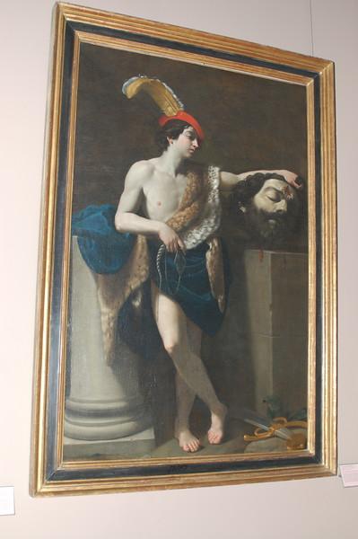 David in Louvre