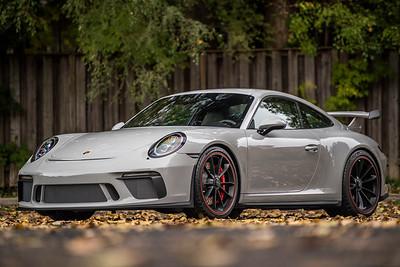 Steve Porsche 991.2 GT3
