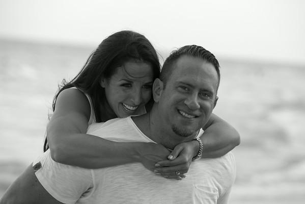 Aaron & Darielle Family Session, Deerfield Beach