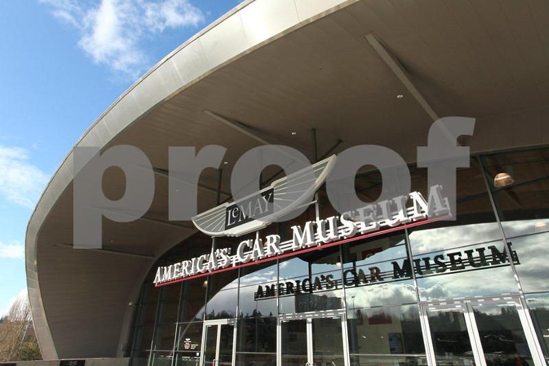 America's Car Museum in Tacoma, Washington.
