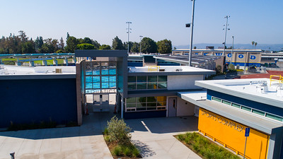 Edgewood High School & Aquatics Center