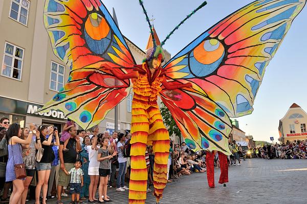Aalborg Karneval 2012 - fredag aften