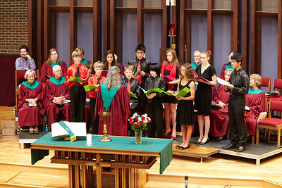 """Mountain View UMC 10-23-2011 10:30 Service """"Carried Away with Love"""""""