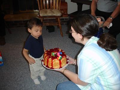 2005-07-01 AJ's 2nd Birthday Party