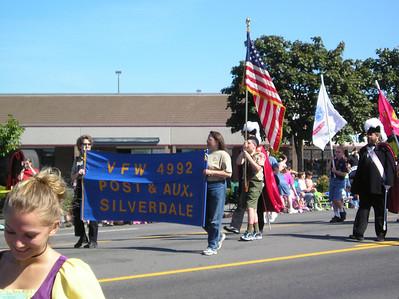 Whaling Days Parade - Jul 30