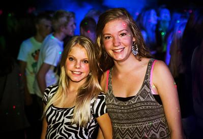 UngFest Sort-Hvid 2012