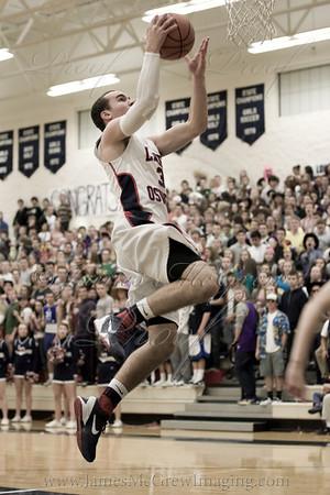 Laker Basketball 2012