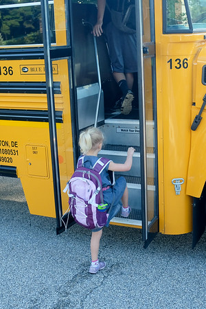 First Day at School 2014