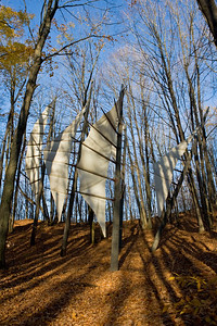 Michigan Legacy Art Park - Photos